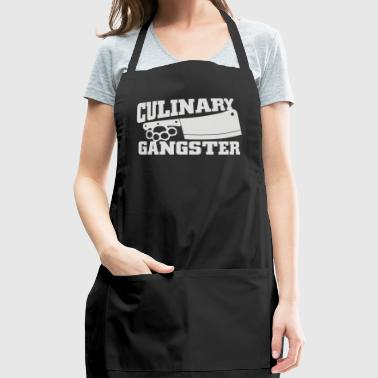 Culinary Gangster - Adjustable Apron