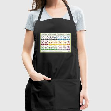 polyatomic ions - Adjustable Apron