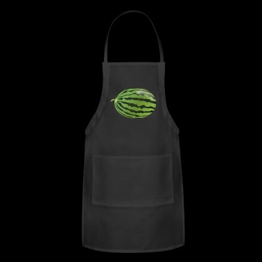 water melon wassermelone veggie fruits1 - Adjustable Apron