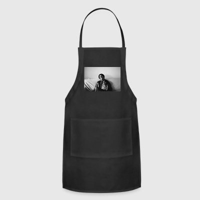 young obama obama young young barack obama barack - Adjustable Apron