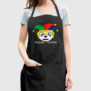 Killer Clown - Adjustable Apron