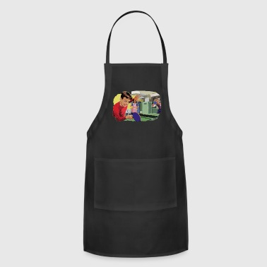 ping pong - Adjustable Apron