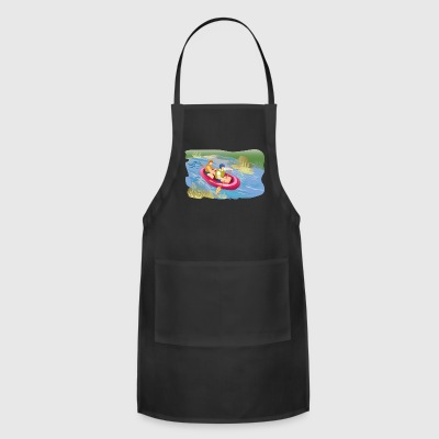rafting boat boot schlauchboot kanu canoe - Adjustable Apron