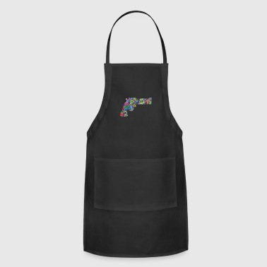 gun - Adjustable Apron