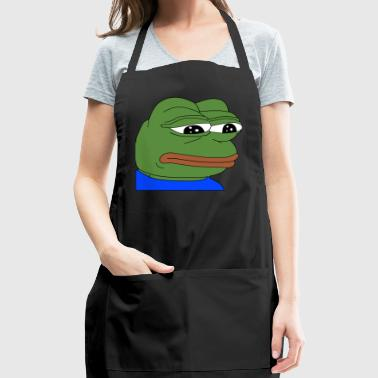 pepe merch - Adjustable Apron