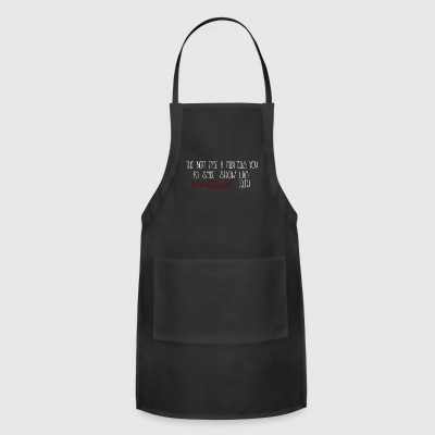 Bloodstained Teeth - Adjustable Apron
