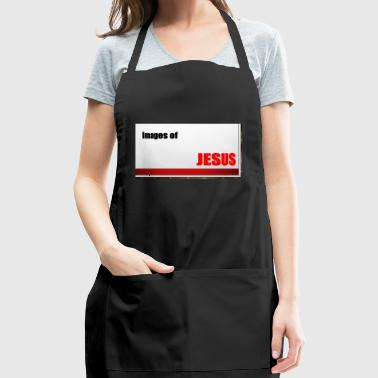 images of Jesus - Adjustable Apron