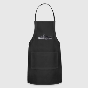Japanese aircraft carrier Hosho 1922 - Adjustable Apron