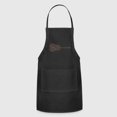 classic guitar - Adjustable Apron