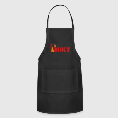 Chili Addict - Adjustable Apron