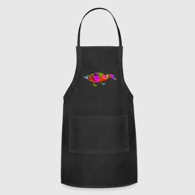 Colorful Duck - Adjustable Apron