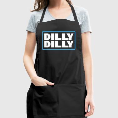 DILLY DILLY BEER COMMERCIAL PIT OF MISERY DRINKING - Adjustable Apron