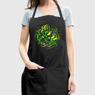 ball of wool - irish moos - Adjustable Apron