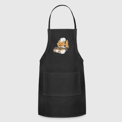 Grill Master Whiskers - Adjustable Apron
