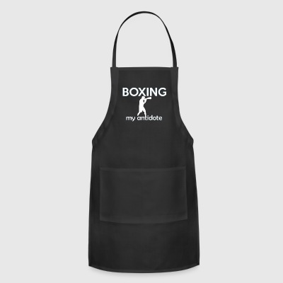 Kick boxing design - Adjustable Apron
