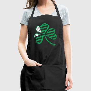 American Shamrock Shirt - Adjustable Apron