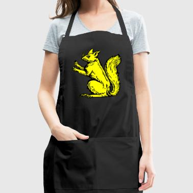 squirrel - Adjustable Apron