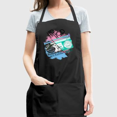 Boombox Sharp GF-9000 - S41 - Adjustable Apron