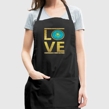 roots love home geschenk queen Kasachstan - Adjustable Apron