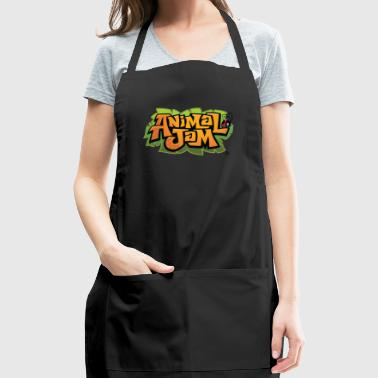 national geographic animal jam smart bomb logo - Adjustable Apron