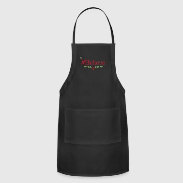 #Believe - Adjustable Apron