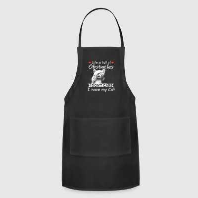 Lif is full of Obstacles - Adjustable Apron