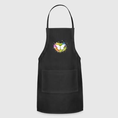 abstract summer - Adjustable Apron