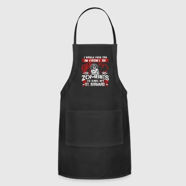 Save My St Bernard Shirts - Adjustable Apron