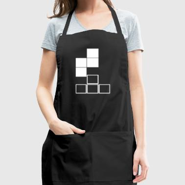 Tetris T Shirt - Adjustable Apron