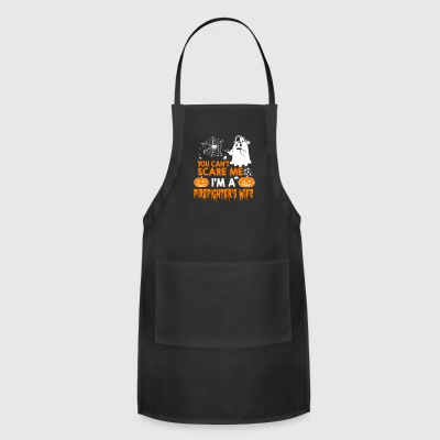 Firefighter wife - Adjustable Apron