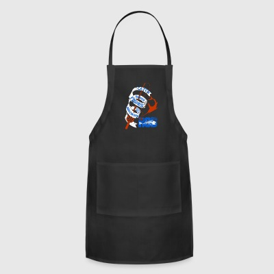 Catch Bigger Fishes With My Broken Rod T Shirt - Adjustable Apron