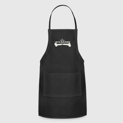 I Do My Own Stunts - Adjustable Apron