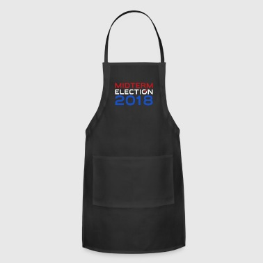 Election 2018 - Adjustable Apron