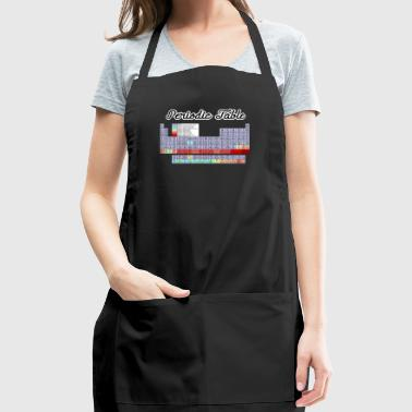 Periodic Table copy - Adjustable Apron