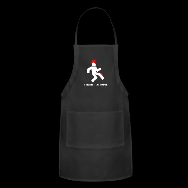 At home - Adjustable Apron