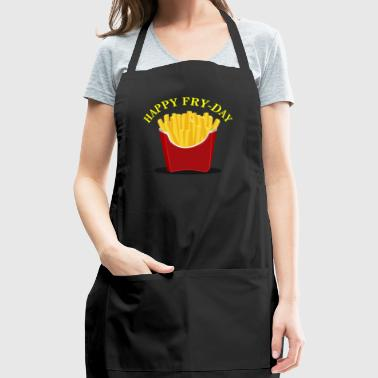 Happy Fry Day - Adjustable Apron