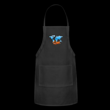 Home - Mother Earth Day - Adjustable Apron