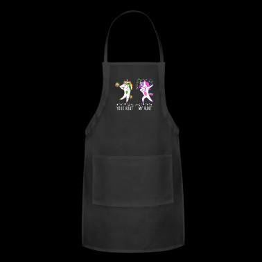 Your Aunt My Aunt - Adjustable Apron