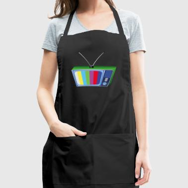 tv retro - Adjustable Apron