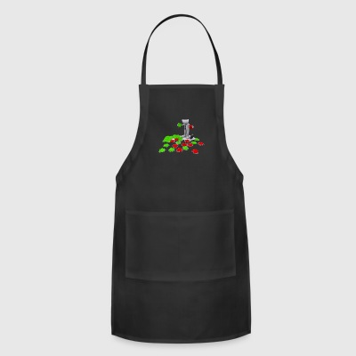 choosing the rigth piece - Adjustable Apron