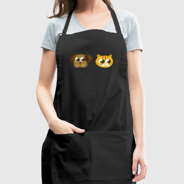 Animal Mascots - Adjustable Apron