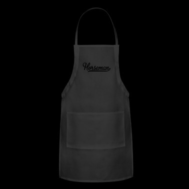 horseman - Adjustable Apron
