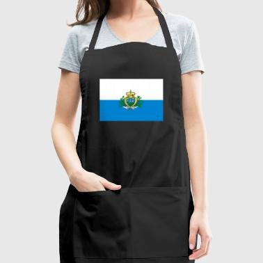San Marino - Adjustable Apron