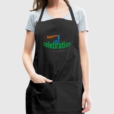 season of celebration - Adjustable Apron
