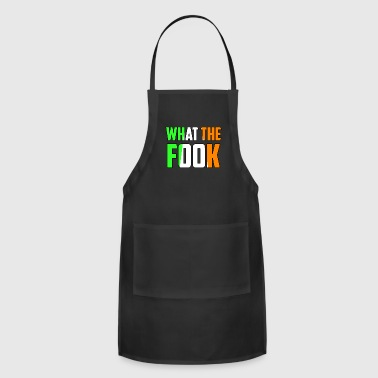 irish foook - Adjustable Apron