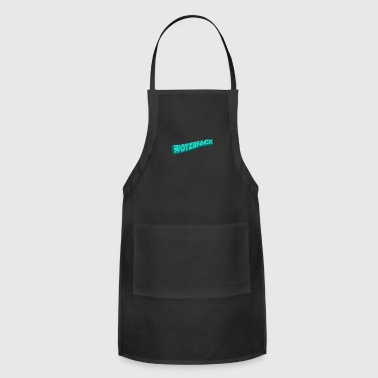 Wotzefack What the Fuck German play on Words - Adjustable Apron