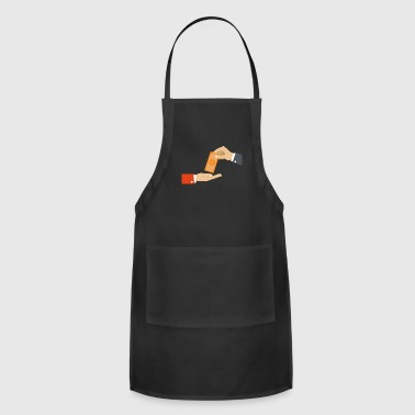 Bitcoin cash - Adjustable Apron