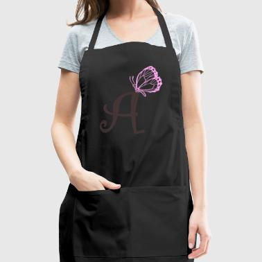 initial A - Adjustable Apron