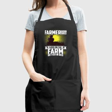 Farmer are the best Lover. - Adjustable Apron