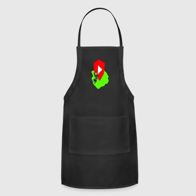 YouTube Block - Adjustable Apron